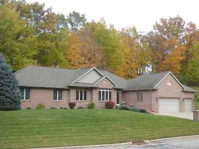 Green Bay Single Family Home Active-No Offer: 2471 Wildwood