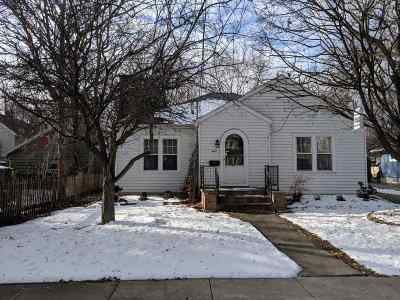 Neenah Single Family Home Active-Offer No Bump: 408 7th