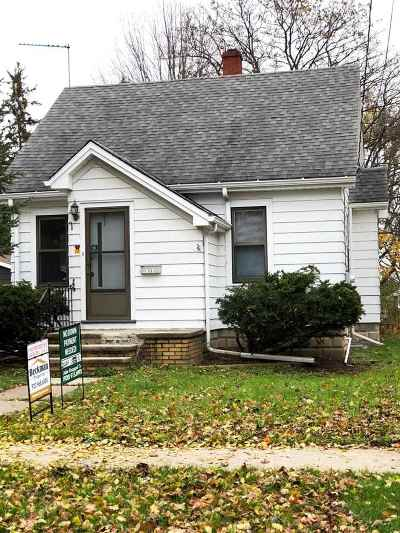 Appleton Single Family Home Active-No Offer: 1321 W Spring