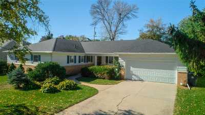 Neenah Single Family Home Active-Offer No Bump: 1071 Reed