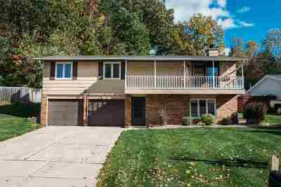 Green Bay Single Family Home Active-Offer No Bump: 161 Cliffview
