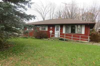 Wabeno Single Family Home Active-No Offer: 1762 Maple