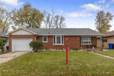 Single Family Home Active-Offer No Bump: 1818 W Pine