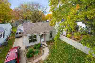 Green Bay Single Family Home Active-No Offer: 320 Lau