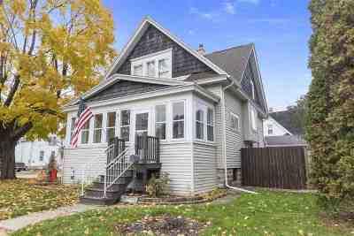 Oshkosh Single Family Home Active-No Offer: 323 Rosalia