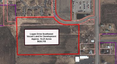 Residential Lots & Land Active-No Offer: Logan