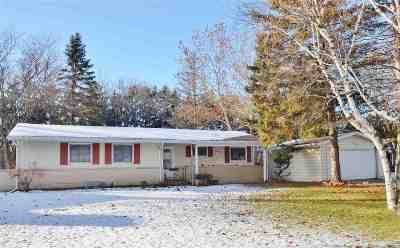 Green Bay Single Family Home Active-Offer No Bump: 261 Roselawn