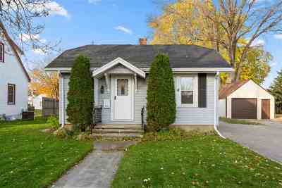 Appleton Single Family Home Active-Offer No Bump: 2109 N Oneida