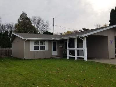 Neenah Multi Family Home Active-Offer No Bump-Show: 1122 Maple