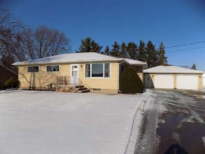 Appleton Single Family Home Active-Offer No Bump: 1330 W Capitol