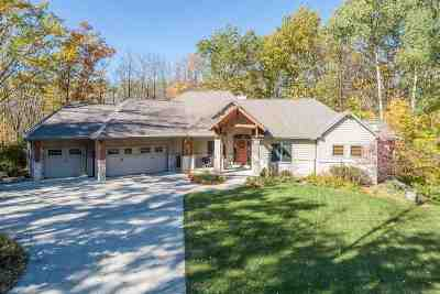 Greenville Single Family Home Active-No Offer: N1491 Forest Glen