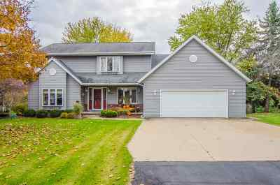 Appleton Single Family Home Active-Offer No Bump: W2845 Schmalz