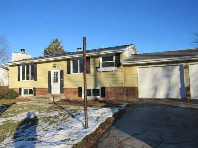 Oshkosh Single Family Home Active-No Offer: 850 Heritage
