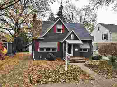 Appleton Single Family Home Active-No Offer: 1738 N Division