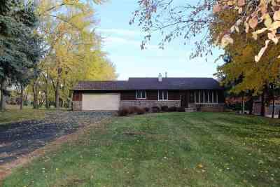 Single Family Home Active-Offer No Bump: W6158 Spencer