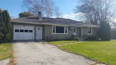 Shiocton Single Family Home Active-Offer No Bump: N5898 Hwy 187