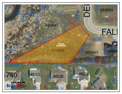 Appleton Residential Lots & Land Active-No Offer: 2851 W Fallen Oak