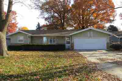 Green Bay Single Family Home Active-No Offer: 509 Scott