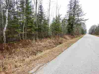 Suring Residential Lots & Land Active-No Offer: Hwy Z