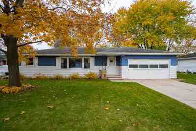Green Bay Single Family Home Active-Offer No Bump: 244 Huth
