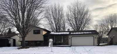 Green Bay Single Family Home Active-Offer No Bump: 2561 Landler