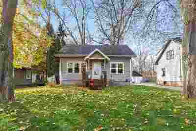 Green Bay Single Family Home Active-Offer No Bump: 1018 Hastings