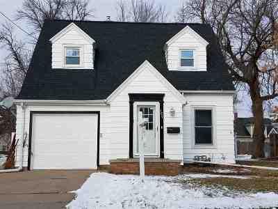 Neenah Single Family Home Active-Offer No Bump: 107 Edna