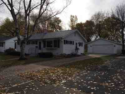 Appleton Single Family Home Active-Offer No Bump: 1831 E Melrose