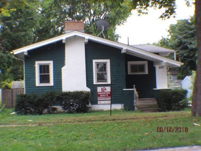 Green Bay Single Family Home Active-No Offer: 509 Bond