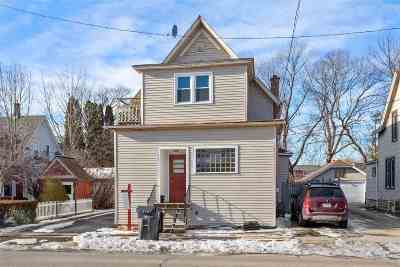 Neenah Multi Family Home Active-No Offer: 308 3rd