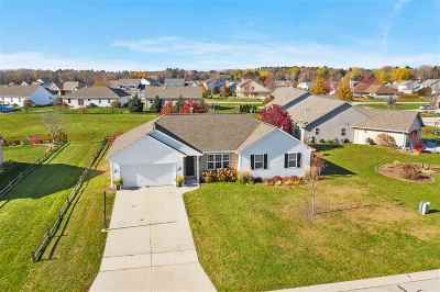 Green Bay Single Family Home Active-Offer No Bump: 2831 Yellow Jasmine