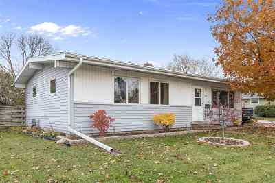 Appleton Single Family Home Active-Offer No Bump: 1018 S Weimar