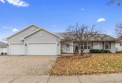 Appleton Single Family Home Active-No Offer: 608 W Crossing Meadows