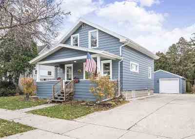 Appleton Single Family Home Active-Offer No Bump: 622 E Brewster