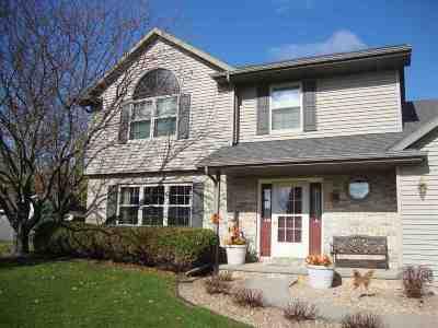 Oshkosh Single Family Home Active-Offer No Bump-Show: 2310 Graceland