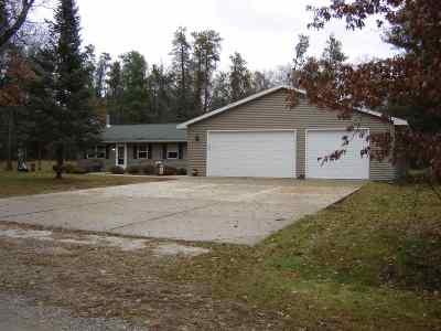 Single Family Home Active-No Offer: 15957 Vernon