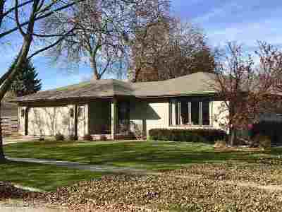 Appleton Single Family Home Active-Offer No Bump: 708 E Coolidge