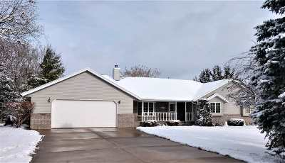 Neenah Single Family Home Active-Offer No Bump: 249 Muttart