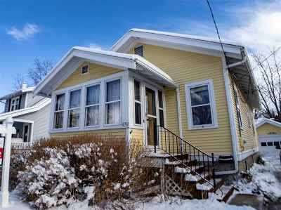 Oshkosh Single Family Home Active-No Offer: 674 Boyd