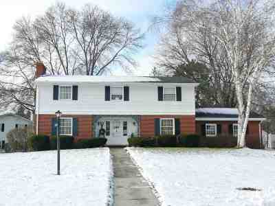 Green Bay Single Family Home Active-No Offer: 3254 Bitters