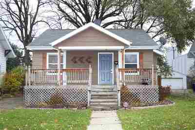 Green Bay Single Family Home Active-No Offer: 329 12th