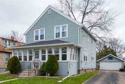 Neenah Single Family Home Active-Offer No Bump: 720 S Commercial