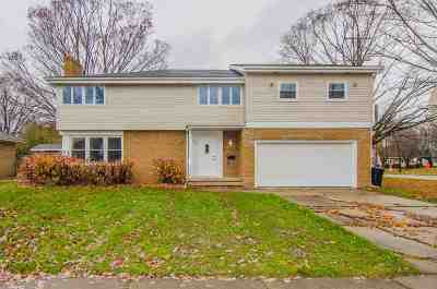 Appleton Single Family Home Active-No Offer: 730 E Byrd