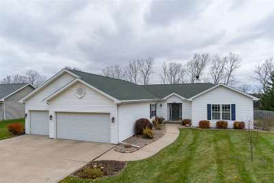 Appleton Single Family Home Active-Offer No Bump: 1138 E Greenbrier