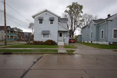 Oshkosh Multi Family Home Active-No Offer: 544 Central