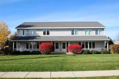 De Pere Multi Family Home Active-Offer No Bump: 2232 Lost Dauphin