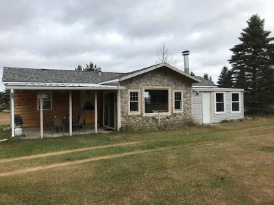 Single Family Home Active-No Offer: N7303 Meadow