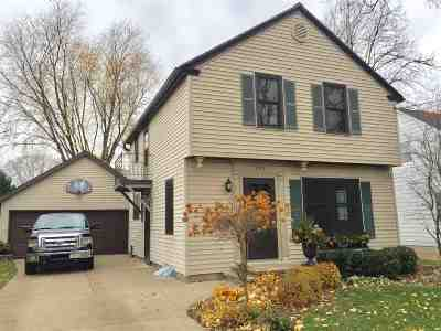 Appleton Single Family Home Active-Offer No Bump: 1903 N Clark