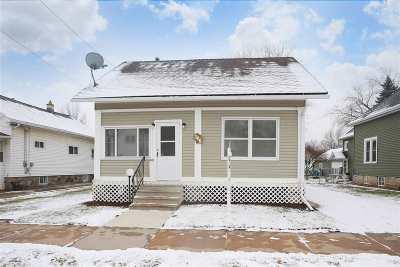 Oshkosh Single Family Home Active-No Offer: 847 W 12th