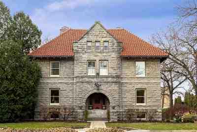 Oshkosh Single Family Home Active-No Offer: 1057 Algoma